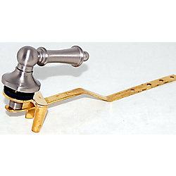 Jag Plumbing Products Levier de réservoir de toilette pour Toilettes Toto en Nickel brossé