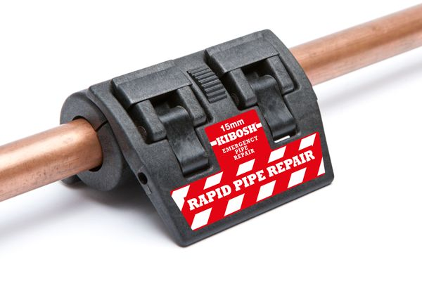 KIBOSH 1/2 inch Emergency Repair Clamp