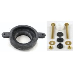 BRIGGS Plumbing Products Toilet Tank Repair Kit with Gasket and Bolts
