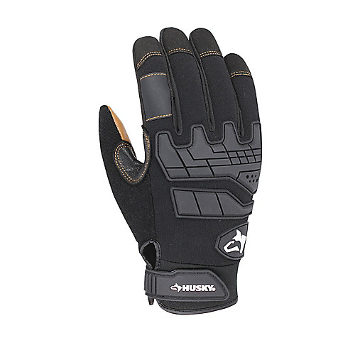 Goat Leather Heavy Duty Glove - L (2-Pack)