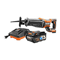 18V Octane Brushless Cordless Reciprocating Saw Kit w/ 6Ah Battery
