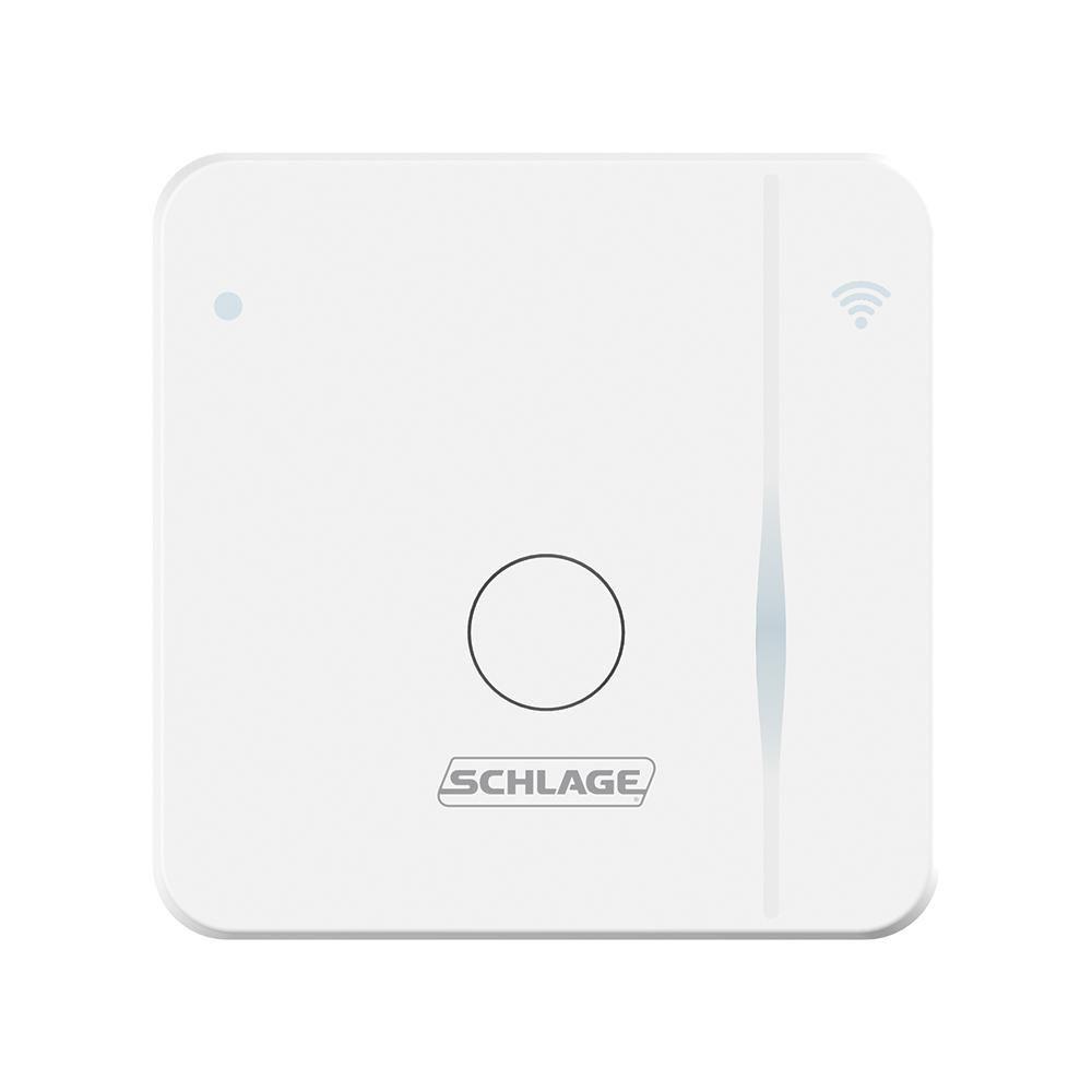 Schlage Sense Wi-Fi Adapter for Sense Smart Keyless Entry Deadbolt