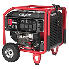 7,500 Watt Portable Inverter Generator, with Electric Start and EFI