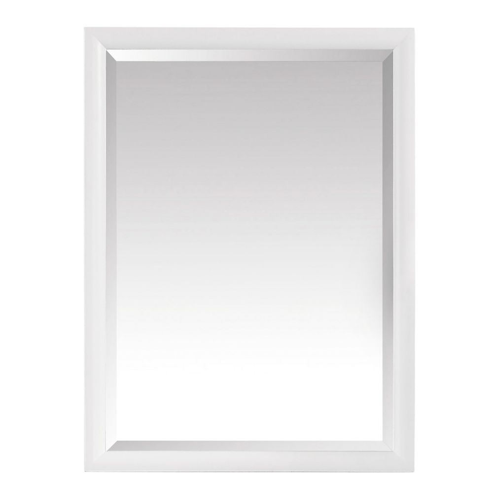 Avanity Emma 24 inch Mirror in White