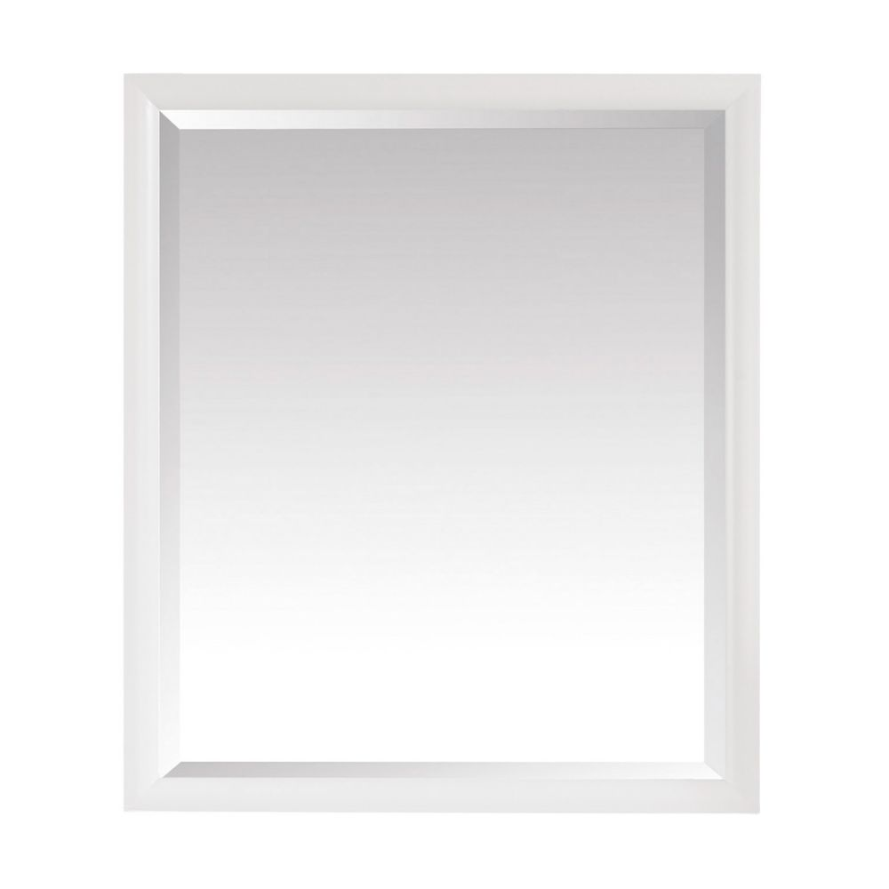 Avanity Emma 28 inch Mirror in White