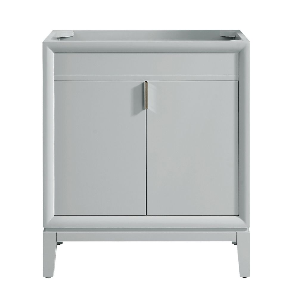 Avanity Emma 30 inch Vanity Only in Dove Gray