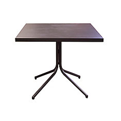 Sorrento 36-inch Square Patio Bistro Table