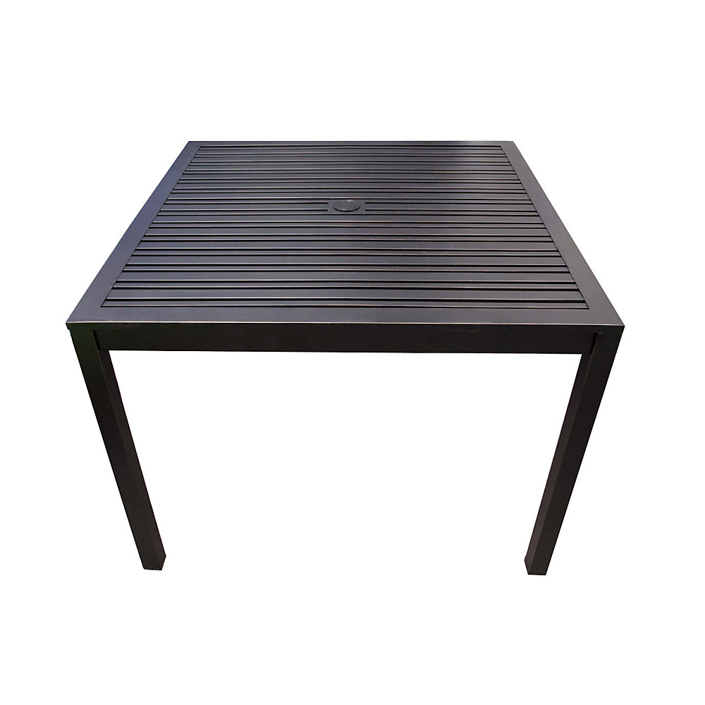 ONSIGHT Brooks 40-inch Square Dining Table | The Home ...