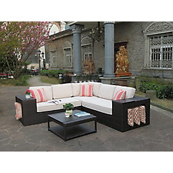 ONSIGHT Amelia Left/Right Arm Loveseat/corner chair/ottoman  W/ Cushion