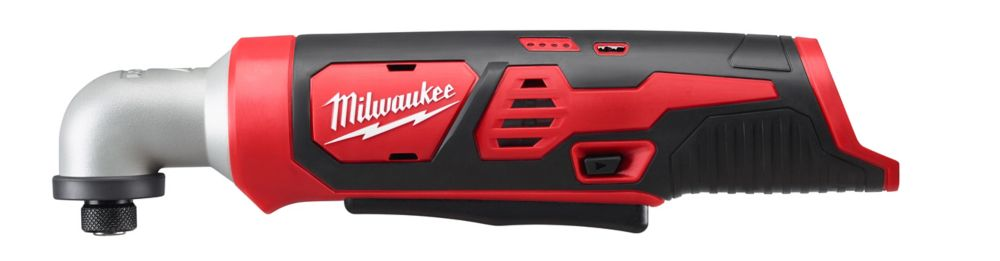 Milwaukee Tool M12 12V Lithium-Ion 1/4-Inch Right Angle Hex Impact Driver (Tool-Only)