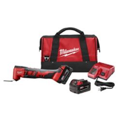Milwaukee Tool Ens. outil M18 multi fonctions, sans fil, au Li-ion, 18 V