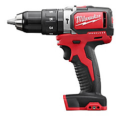 M18 18-Volt 1/2 inch Cordless Compact Brushless Hammer Drill (Tool Only)