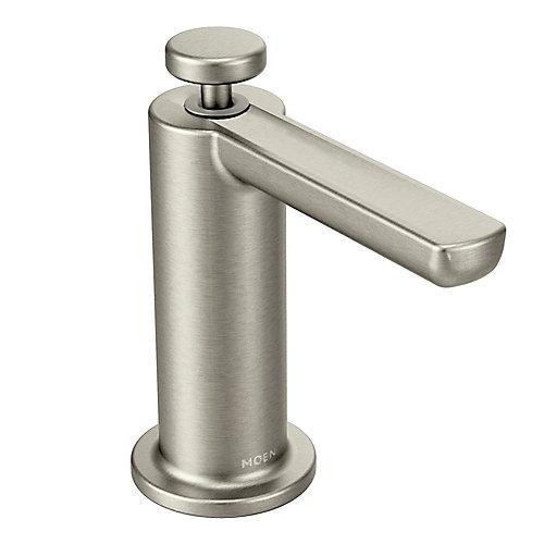 Distributeur de savon moderne en Spot Resist Stainless