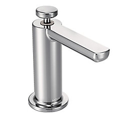 Modern Soap Dispenser In Chrome