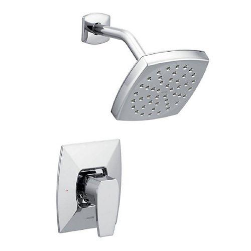 MOEN Via Posi-Temp Shower Only in Chrome (Valve Sold Separately)