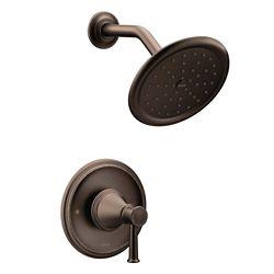 MOEN Belfield Posi-Temp Tub/Shower in Oil Rubbed Bronze(Valve Sold Separately)