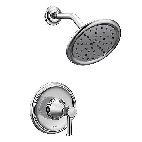 Belfield Posi-Temp Tub/Shower in Chrome (Valve Sold Separately)