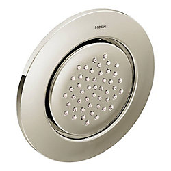 MOEN Mosaic Body Spray in Polished Nickel (Valve Sold Separately)