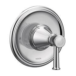 MOEN Belfield Posi-Temp Shower Only in Chrome (Valve Sold Separately)