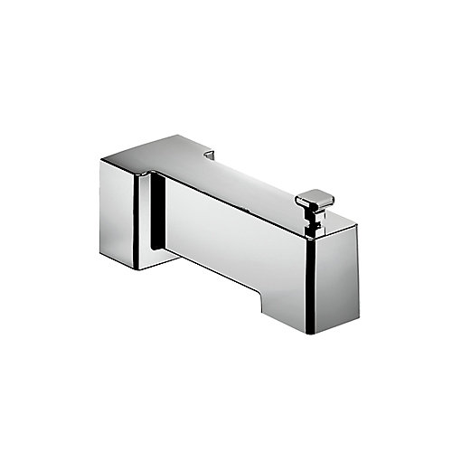 90-° Tub Spout in Chrome