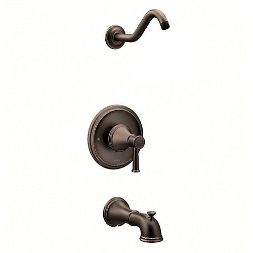 Belfield Moentrol Tub/Shower - Less Showerhead in Oil Rubbed Bronze (Valve Sold Separately)