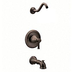 Belfield trol Tub/Shower - Less Showerhead in Oil Rubbed Bronze (Valve Sold Separately)