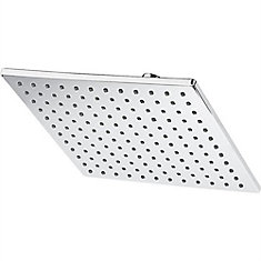 9 inch Air-Infused Square Showerhead in Polished Chrome
