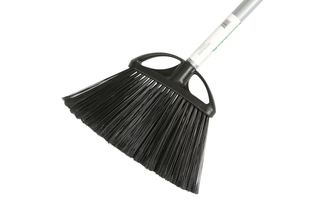 Globe Commercial Products 10 inch Lobby Angle Broom