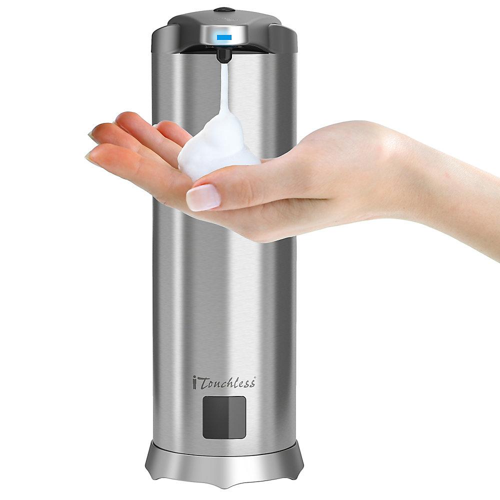 Extremement iTouchless Distributeur de savon moussant automatique, avec une RH-49