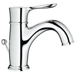 GROHE Parkfield Single Hole Single-Handle 1.2 GPM Bathroom Faucet in StarLight Chrome