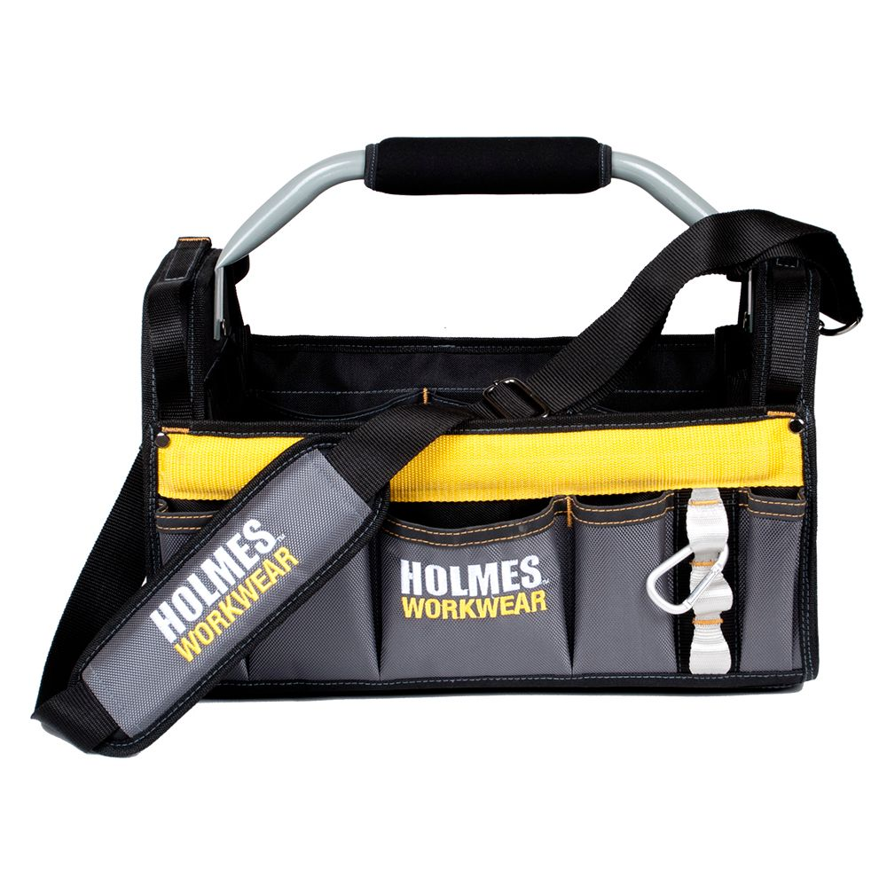 Holmes Tool Bag with Metal Handle 16 inch Work Wear