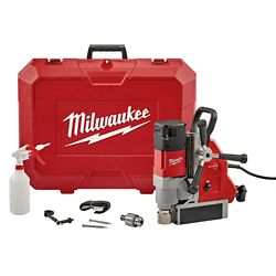 Milwaukee Tool 13 Amp 1-5/8-inch Magnetic Drill Kit