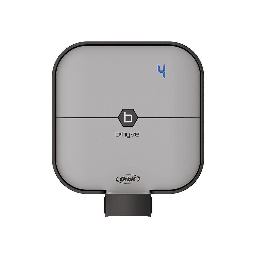 B-hyve 4 Station Smart Wifi Indoor Sprinkler Timer