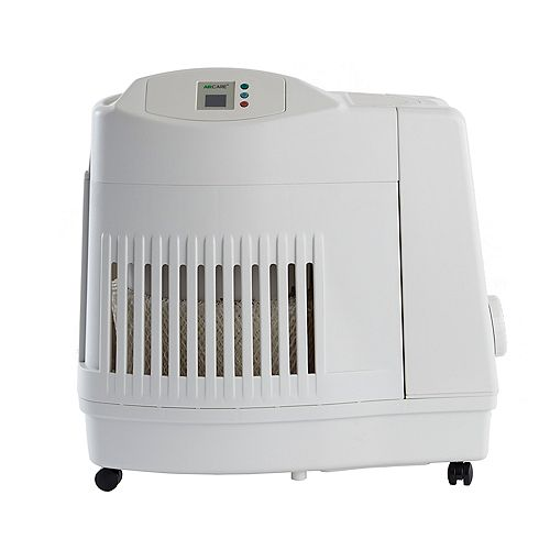 AIRCARE Console Evaporative Humidifier for 3600 square feet