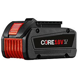 Bosch CORE18V 6.3Ah Li-Ion Battery