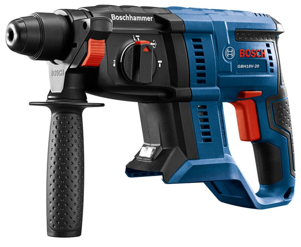 Bosch 18-Volt Cordless 3/4 inch SDS-plus Rotary Hammer (Bare Tool)