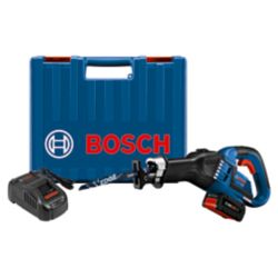 Bosch 18V EC Brushless 1.25-inch-Stroke Multi-Grip Reciprocating Saw Kit with CORE18V 6.3Ah Battery