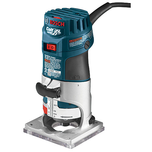 Colt Electronic Variable-Speed Palm Router