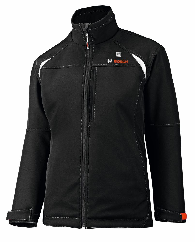Bosch 12-Volt Women's Black Heated Jacket - Size X-Large