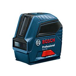 Bosch 50 ft. Self-Leveling Cross-Line Laser Level