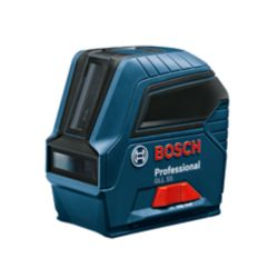 Bosch 50 ft. Self-Leveling Cross-Line Laser Level