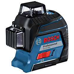 Bosch 360 Three-Plane Leveling and Alignment-Line Laser