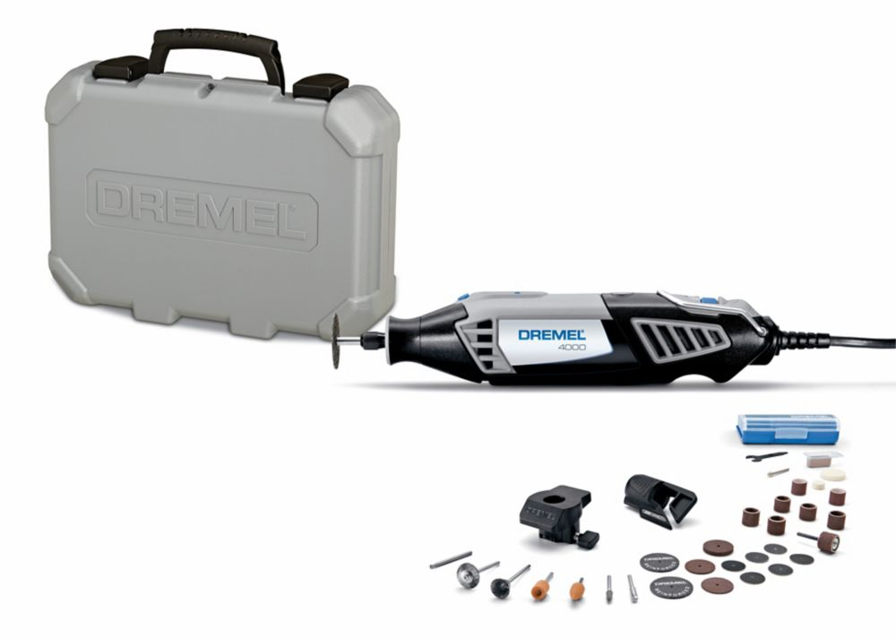 Dremel 120V Variable Speed High Performance Rotary Tool Kit