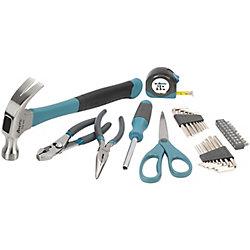 ANVIL Ensemble d'outils pour propriétaire résidentiel, 32pièces