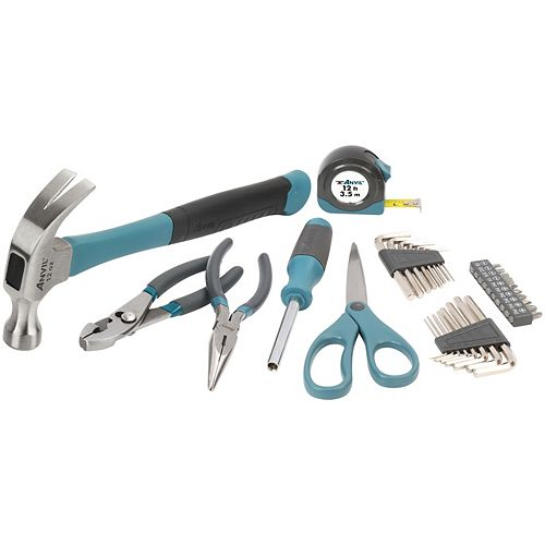 ANVIL Homeowners Tool Set (32-Piece)