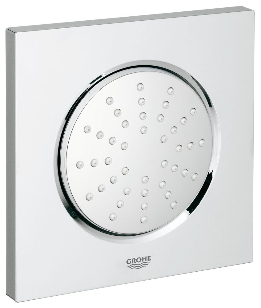 Grohe Rainshower F Series 1 Spray 5 Inch Ceiling Fixed Showerhead