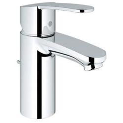 GROHE Robinet de salle de bain Eurostyle Cosmopolitan monotrou à poignée unique en chrome StarLight
