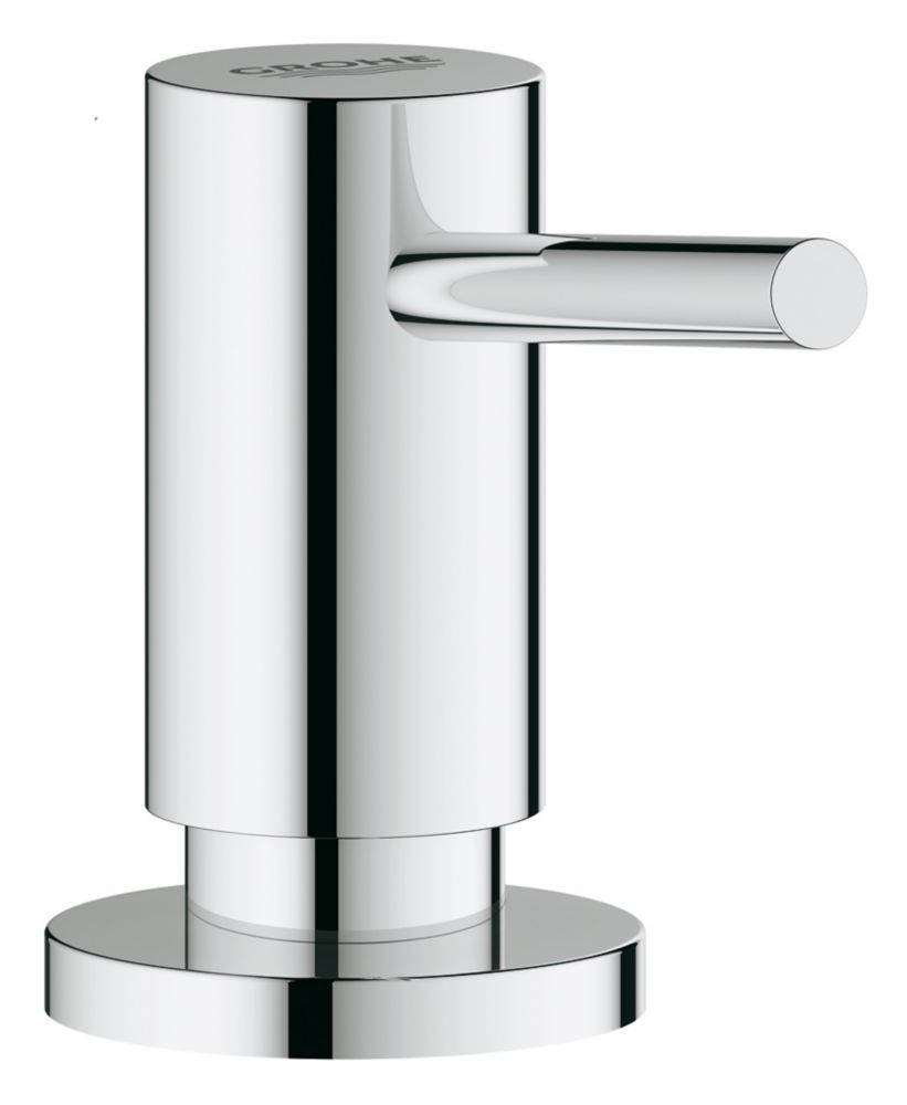 GROHE Cosmopolitan Soap/Lotion Dispenser in GROHE StarLight Chrome finish