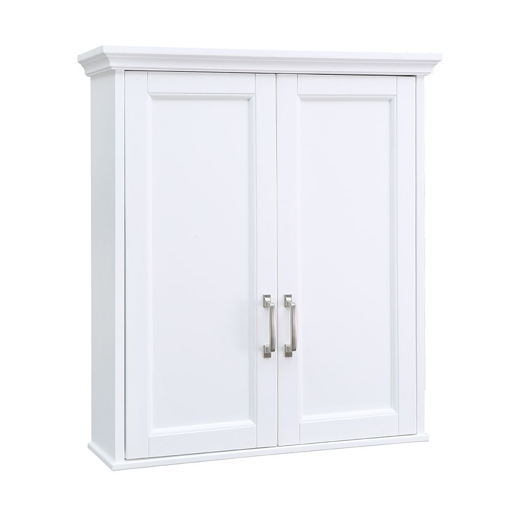 Foremost Ashburn 23.5 inch x 28 inch Wall Cabinet in White