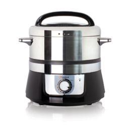 Euro Cuisine Electric Food Steamer - 5L